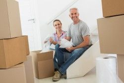 Moving Into your New Home - 5 Tips to Make It Easier